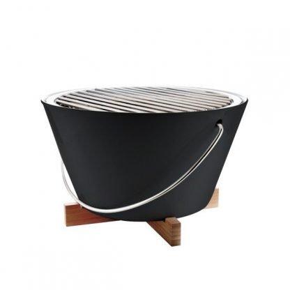 Barcacoa de diseño exclusivo negra