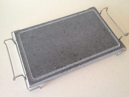 Piedra para cocinar carne a la piedra