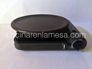 Piedras para asar carne fondues barbacoas de mesa for Cocina de gas portatil
